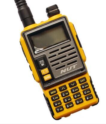 九伯通AT-828UV(大黄蜂)贝博手机app、双段、双显、双待、FM 标准6瓦