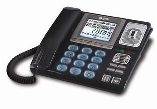 福多多录音电话机F041 SD卡数字录音电话(送2G SD卡)