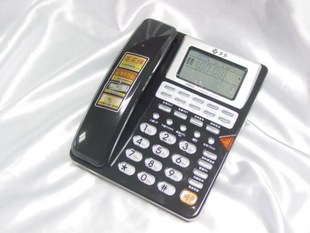 F025一键通真唱来显报号亚无绳福多多电话