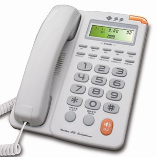福多多电话机F048 商务办公机