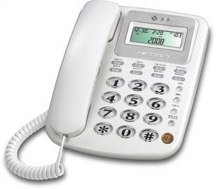 福多多电话机 福多多F022电话机 免提 来显