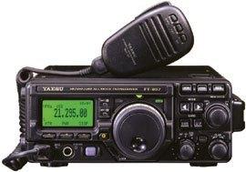 八重洲短波电台FT-897D