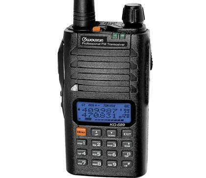 欧讯对讲机KG-689