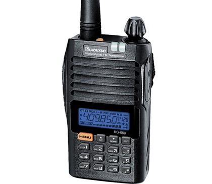 欧讯对讲机KG-669